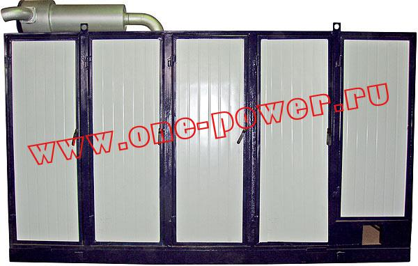 Дизельная электростанция АД-200 (200 кВт), фото 1