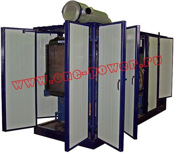 Дизельная электростанция АД-200 (200 кВт), фото 2