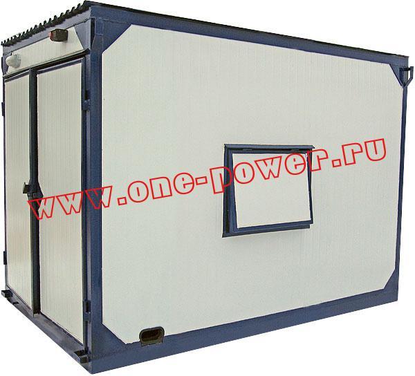 Дизельная электростанция АД-250 в контейнере купить по выгодной цене можно в компании УК КРОН