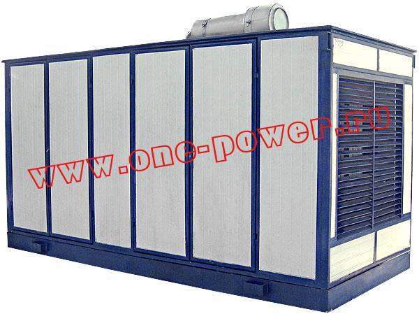 Дизельная электростанция АД-250 (250 кВт), фото 2