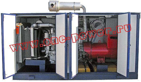 Дизельная электростанция АД-250 (250 кВт), фото 3