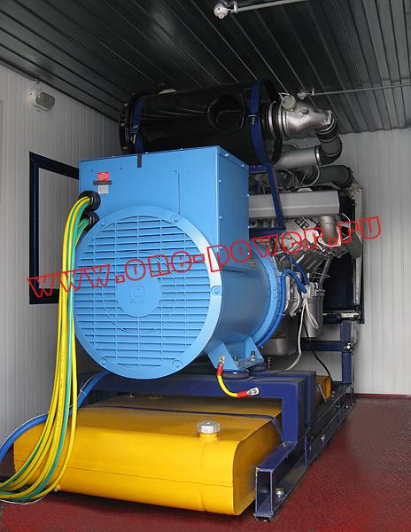 Дизельная электростанция АД-250 (250 кВт), фото 5