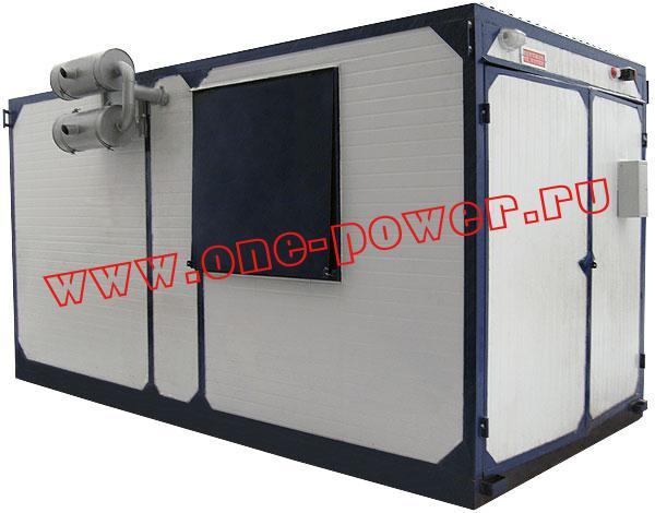 Купить Дизельную электростанцию АД-300 в контейнере от производителя УК КРОН, по низкой цене.