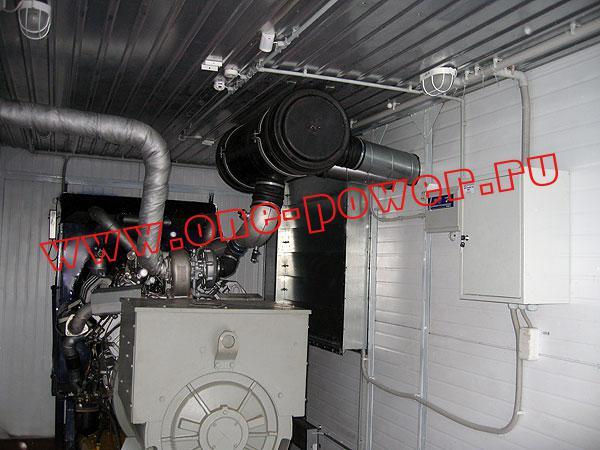 Дизельная электростанция АД-300 (300 кВт), фото 3