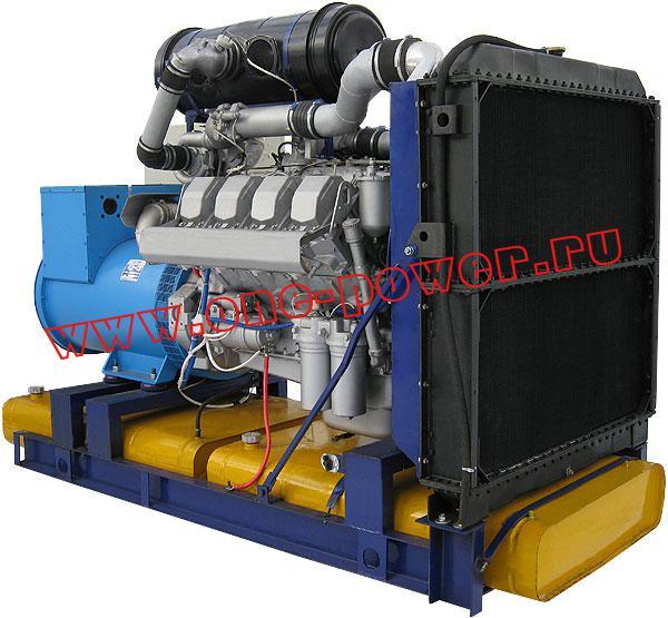 Дизельная электростанция АД-300 (300 кВт), фото 4