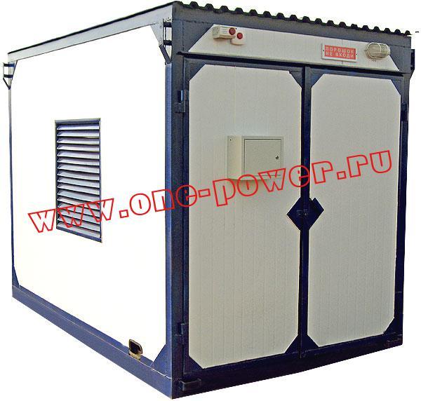 Дизельная электростанция АД-30 в контейнере от производителя по низкой цене