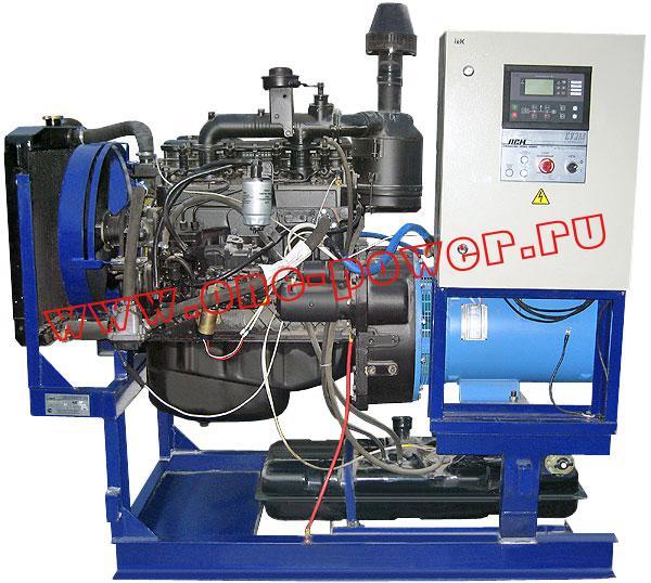 Дизельная электростанция АД-30 (30 кВт), фото 2