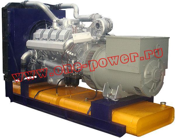 Дизельная электростанция АД-315 ТМЗ (315 кВт), фото 2