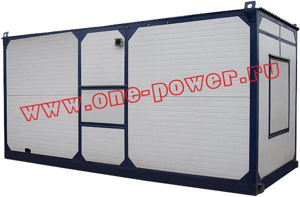 Дизельная электростанция АД-315 ЯМЗ в контейнере купить можно в ООО РМЗ