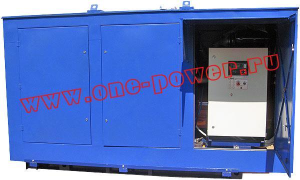 Дизельная электростанция АД-315 ЯМЗ (315 кВт), фото 4