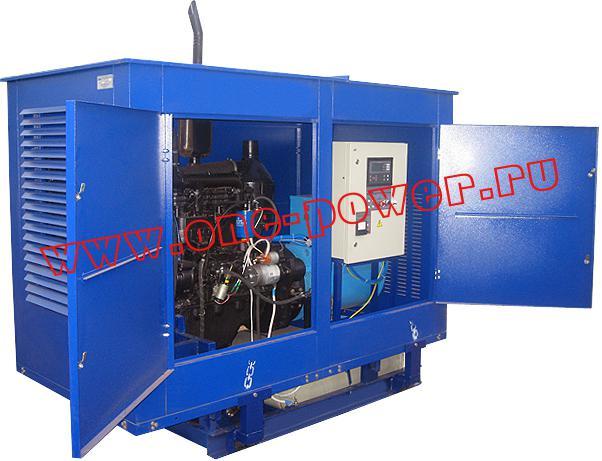 Дизельная электростанция АД-60 ММЗ (60 кВт), фото 8