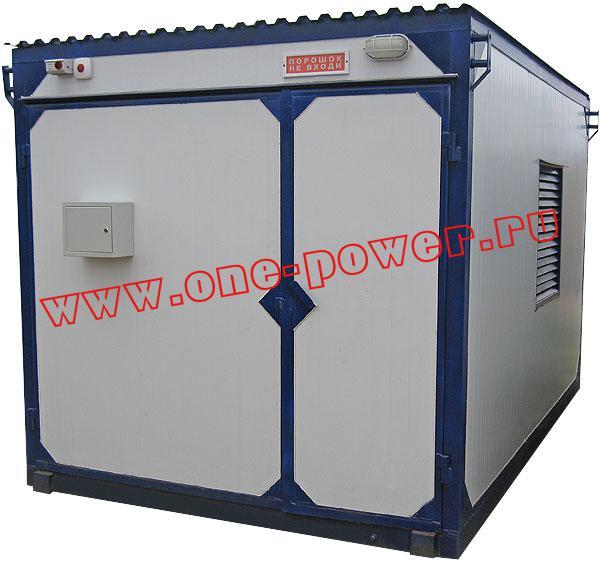 Дизельная электростанция АД-60 ЯМЗ в контейнере купить по цене производителя