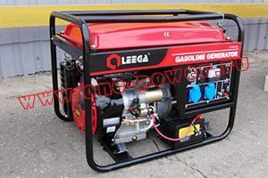 Фото бензинового генератора
