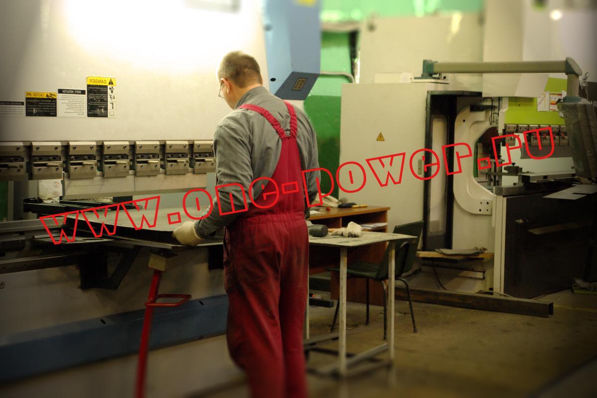 Завод по производству генераторов компании ТД КРОН