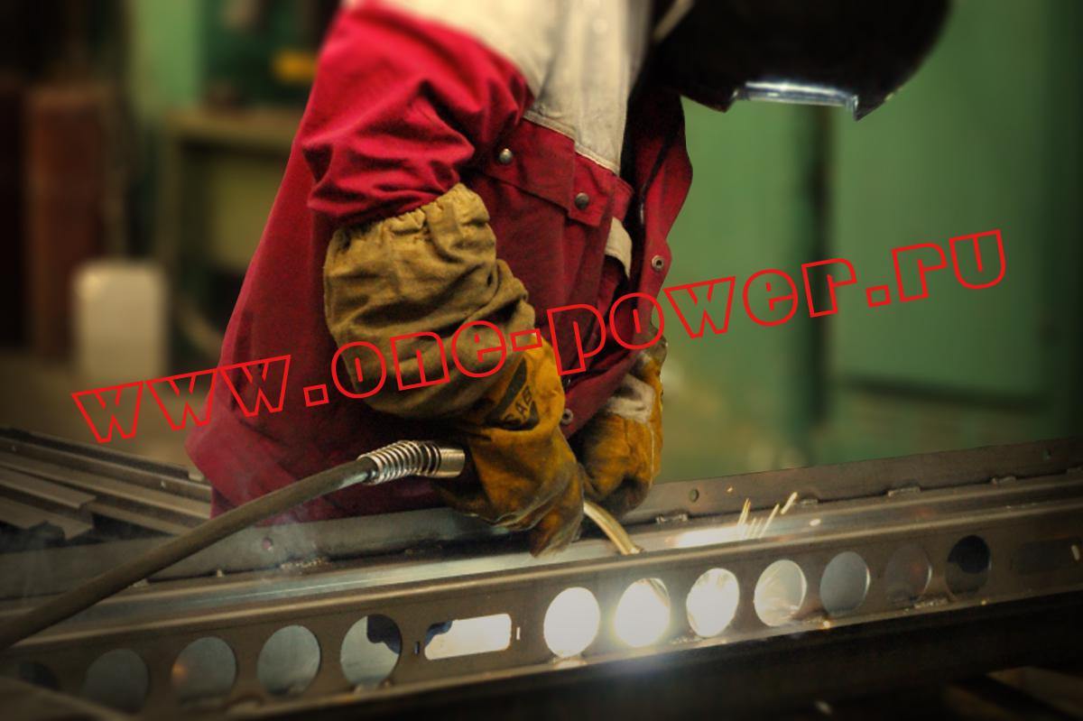Завод по производству генераторов компании УК КРОН