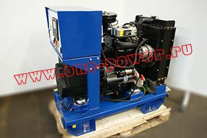 Фото дизельного генератора АД-13С-Т400 общий вид