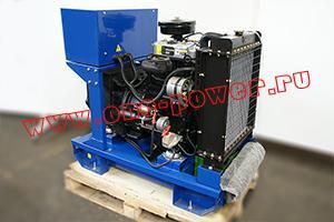 Фото электростартера для запуска генератора