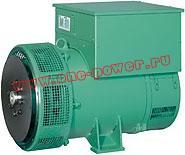 Синхронный генератор серии LSA производства LEROY SOMER