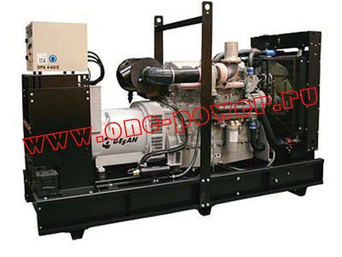 Дизельные электростанции GESAN DPA 50 E и 65 E купить с доставкой