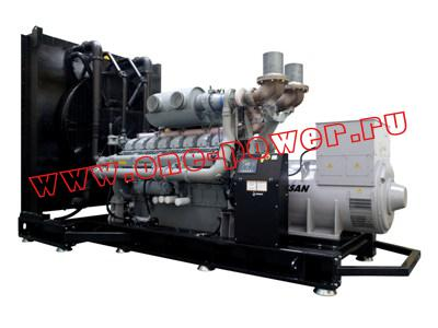 Дизельная электростанция Gesan DPA 1000E