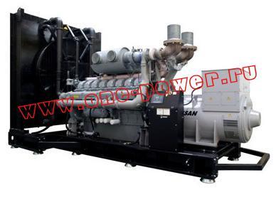 Дизельная электростанция Gesan DPA 1400E