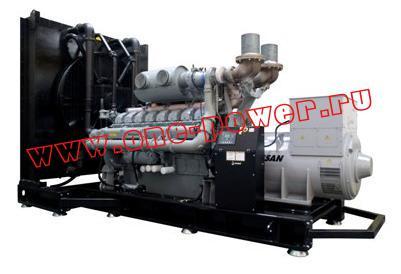 Дизельная электростанция Gesan DPA 2300E