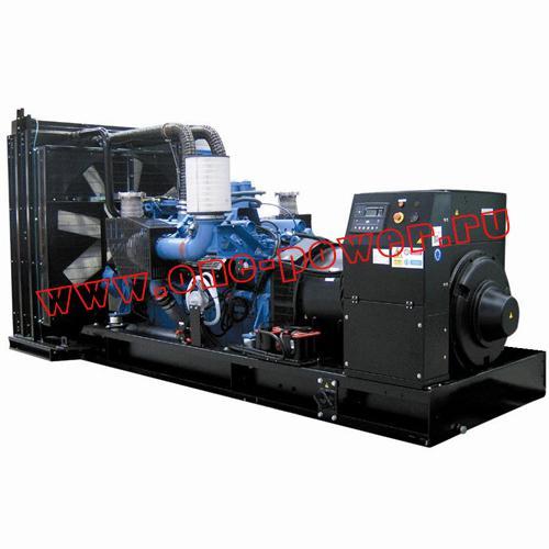 Дизельная электростанция Gesan DTA 1000E