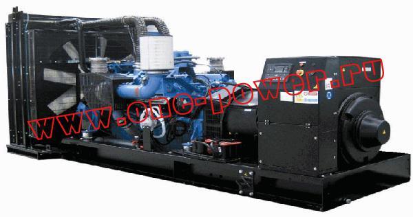 Дизельная электростанция Gesan DTA 1100E