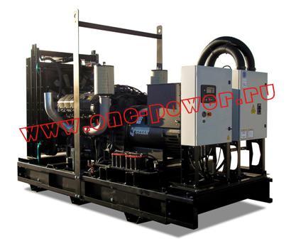Дизельная электростанция Gesan DTA 1250E