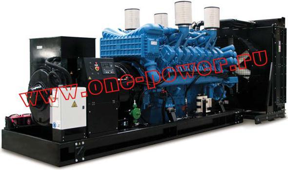 Дизельная электростанция Gesan DTA 1400E