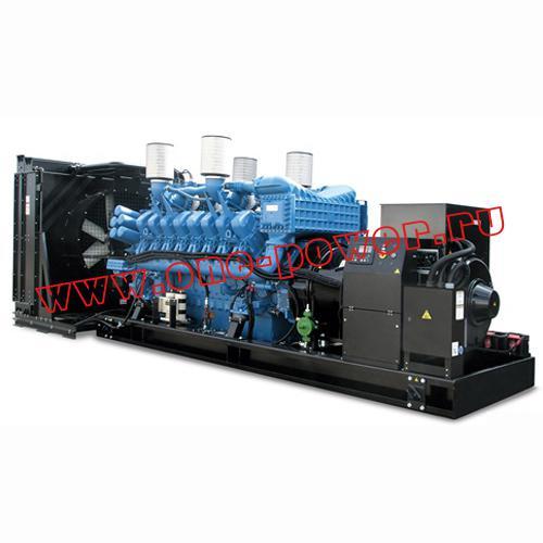 Дизельная электростанция Gesan DTA 1800E