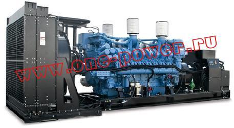 Дизельная электростанция Gesan DTA 2500E