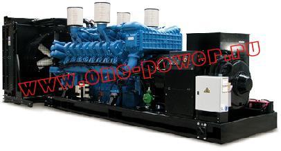 Дизельная электростанция Gesan DTA 2750E