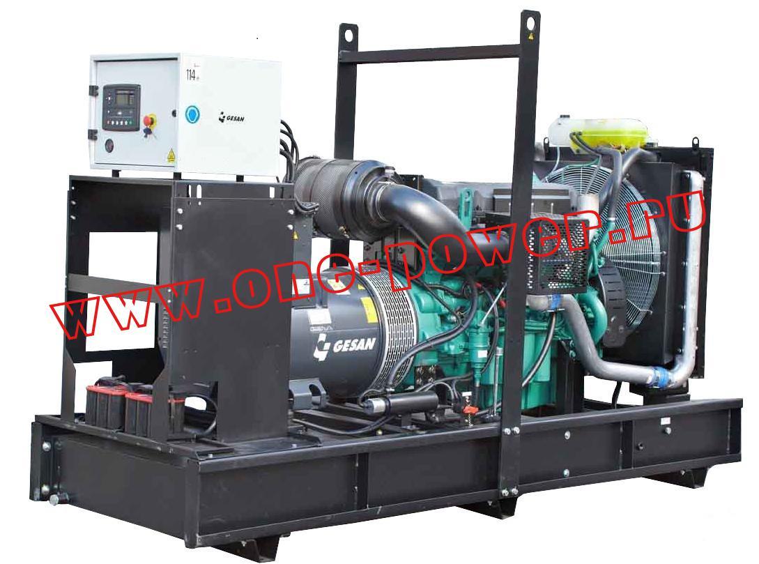Дизельная электростанция Gesan DVA 450E