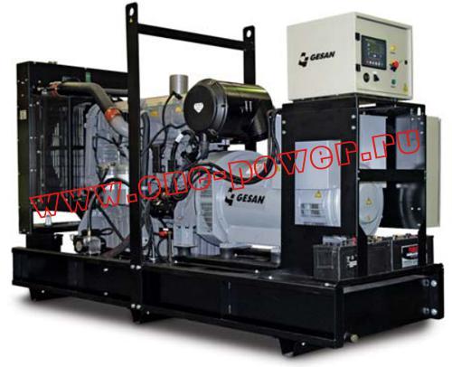 Дизельная электростанция Gesan DTA 300E