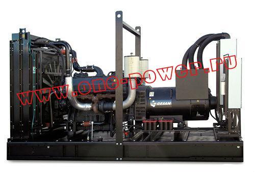 Дизельная электростанция Gesan DTA 550E