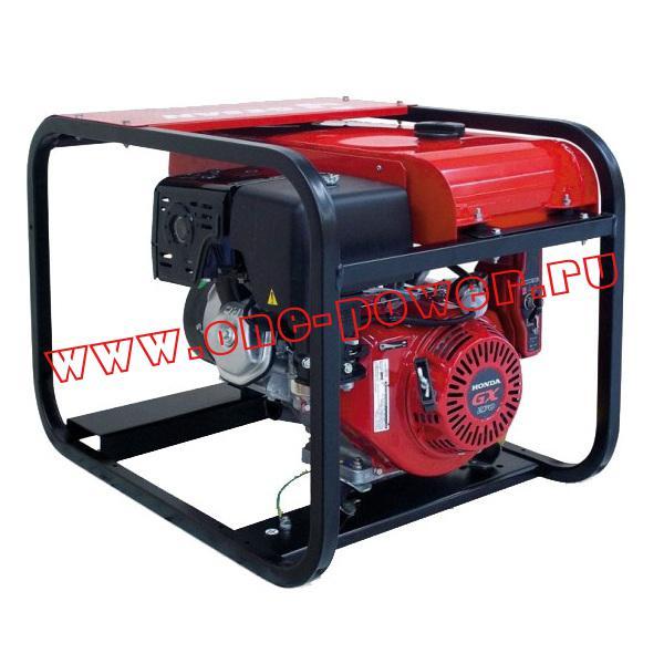 Бензиновый генератор Gesan G 12000 V L key