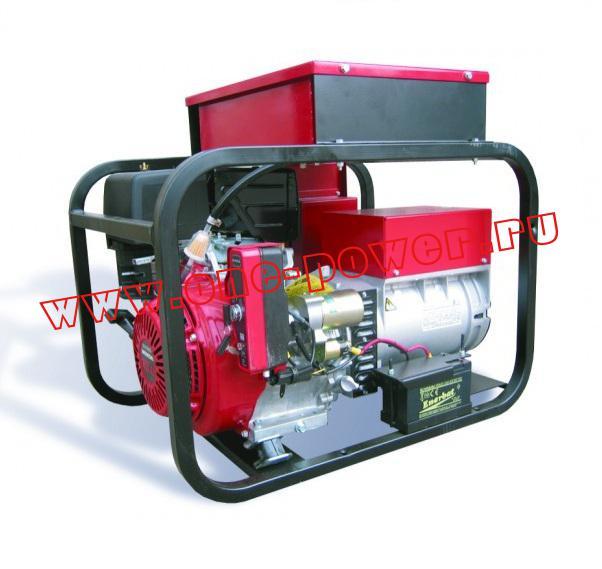 Бензиновый генератор Gesan G 5 TF H key