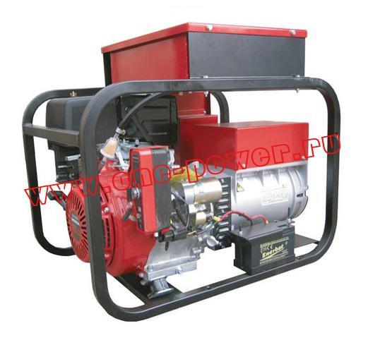 Бензиновый генератор Gesan G 5 TF H rope