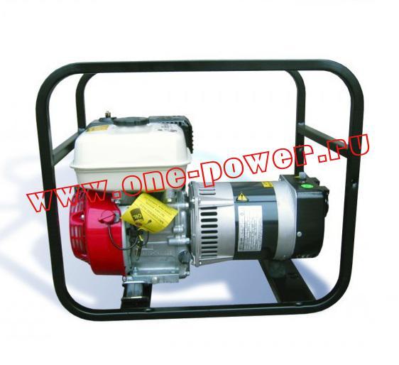 Бензиновый генератор Gesan G 8000 H key