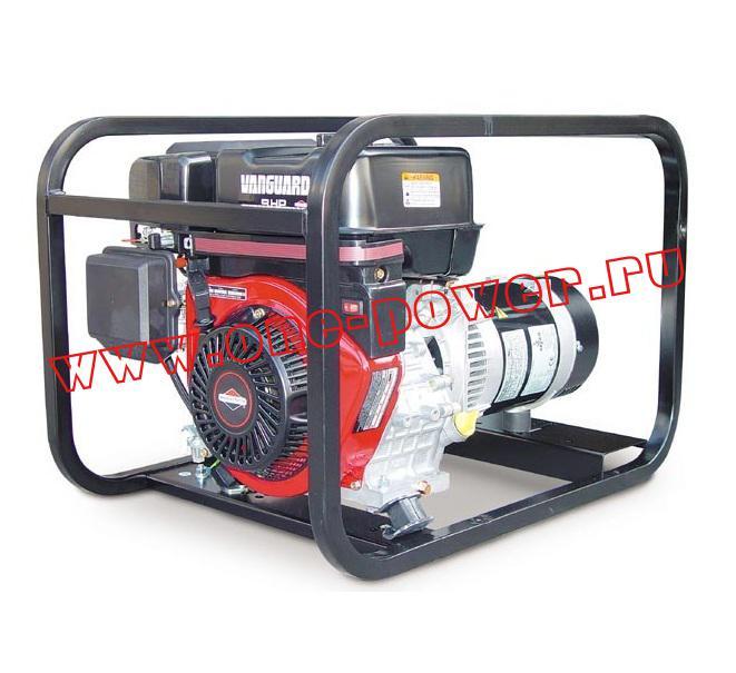 Бензиновый генератор Gesan G 8000 V rope