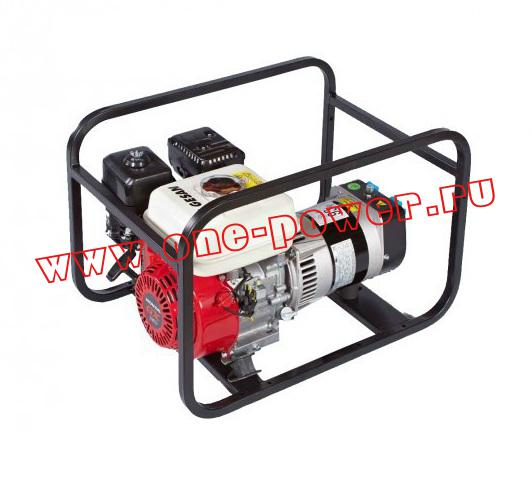 Бензиновый генератор Gesan GR 6000 H key