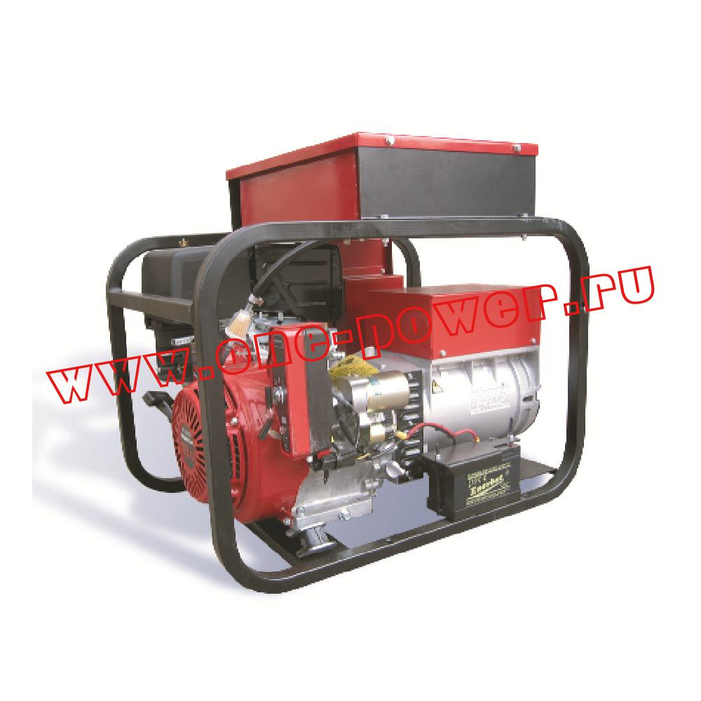 Бензиновый генератор Gesan GR 8 TF H rope
