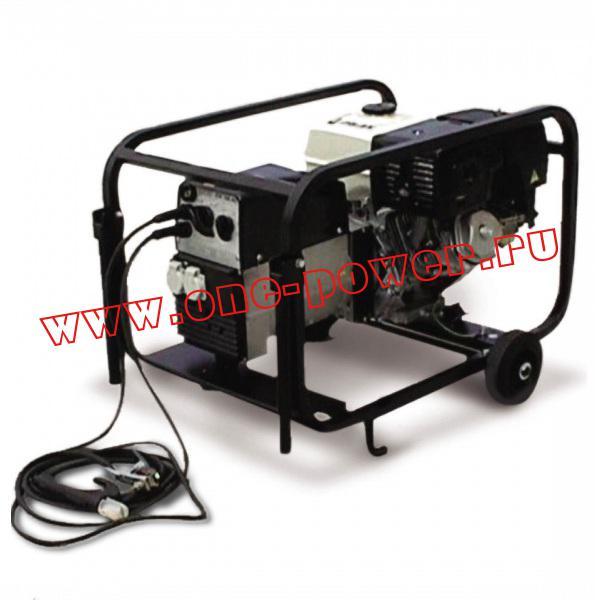 Сварочный бензиновый генератор Gesan GS 170 AC H rope