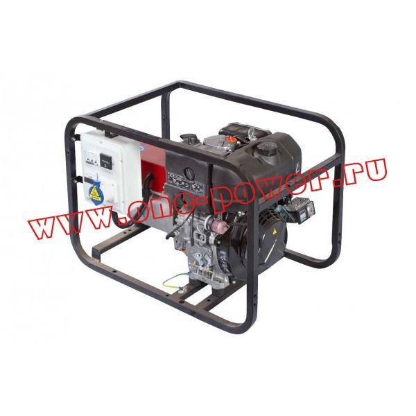 Дизельный генератор Gesan L 10 MF key