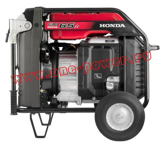 Бензиновая электростанция Honda EM65IS
