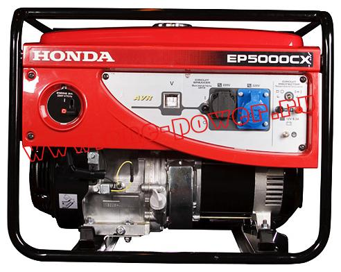 Honda ЕР 5000СХ