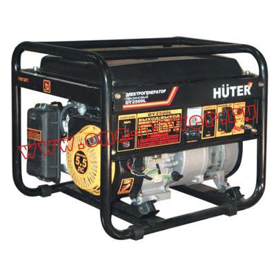 Бензиновый генератор Huter HUTER DY2500L