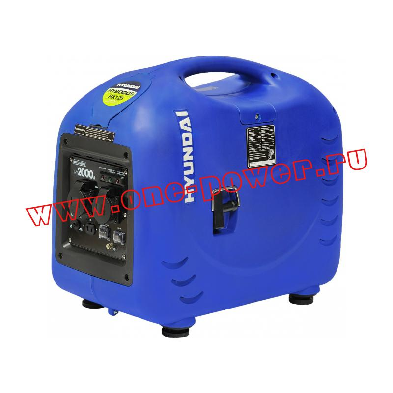 Бензиновая электростанция Hyundai HY 2000SI