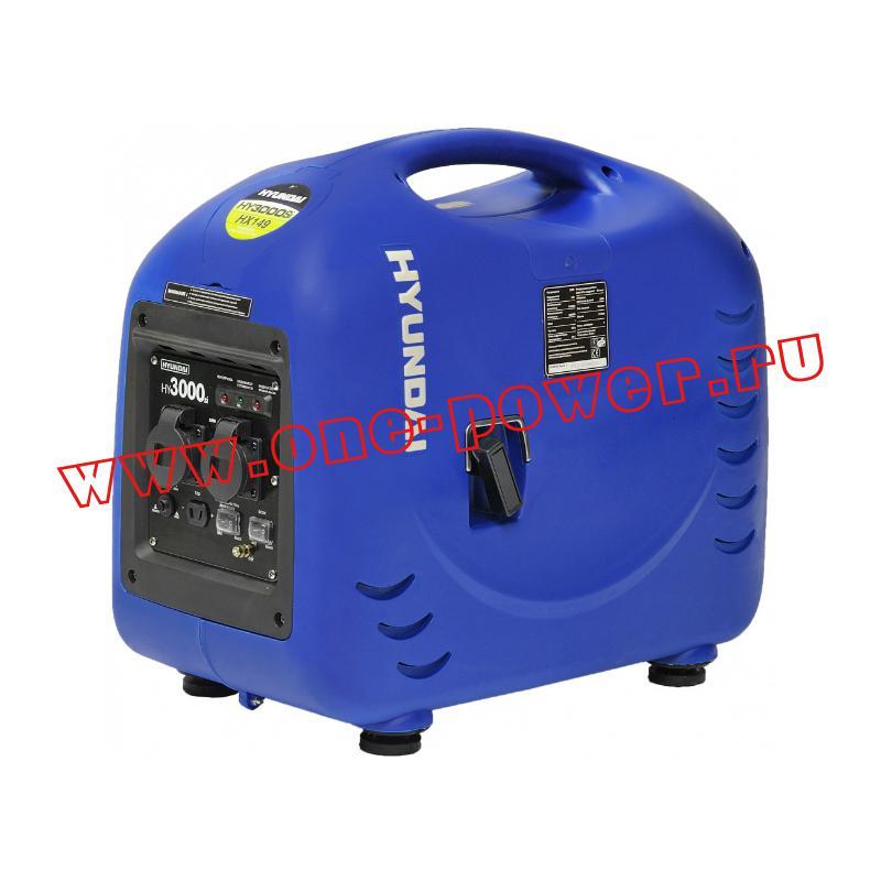 Бензиновый генератор Hyundai HY 3000SI